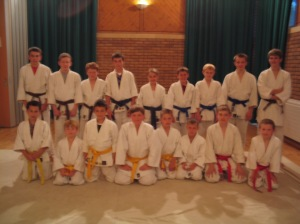Some of the Juniors 2005