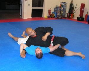 Teaching Ju Jitsu in MMA